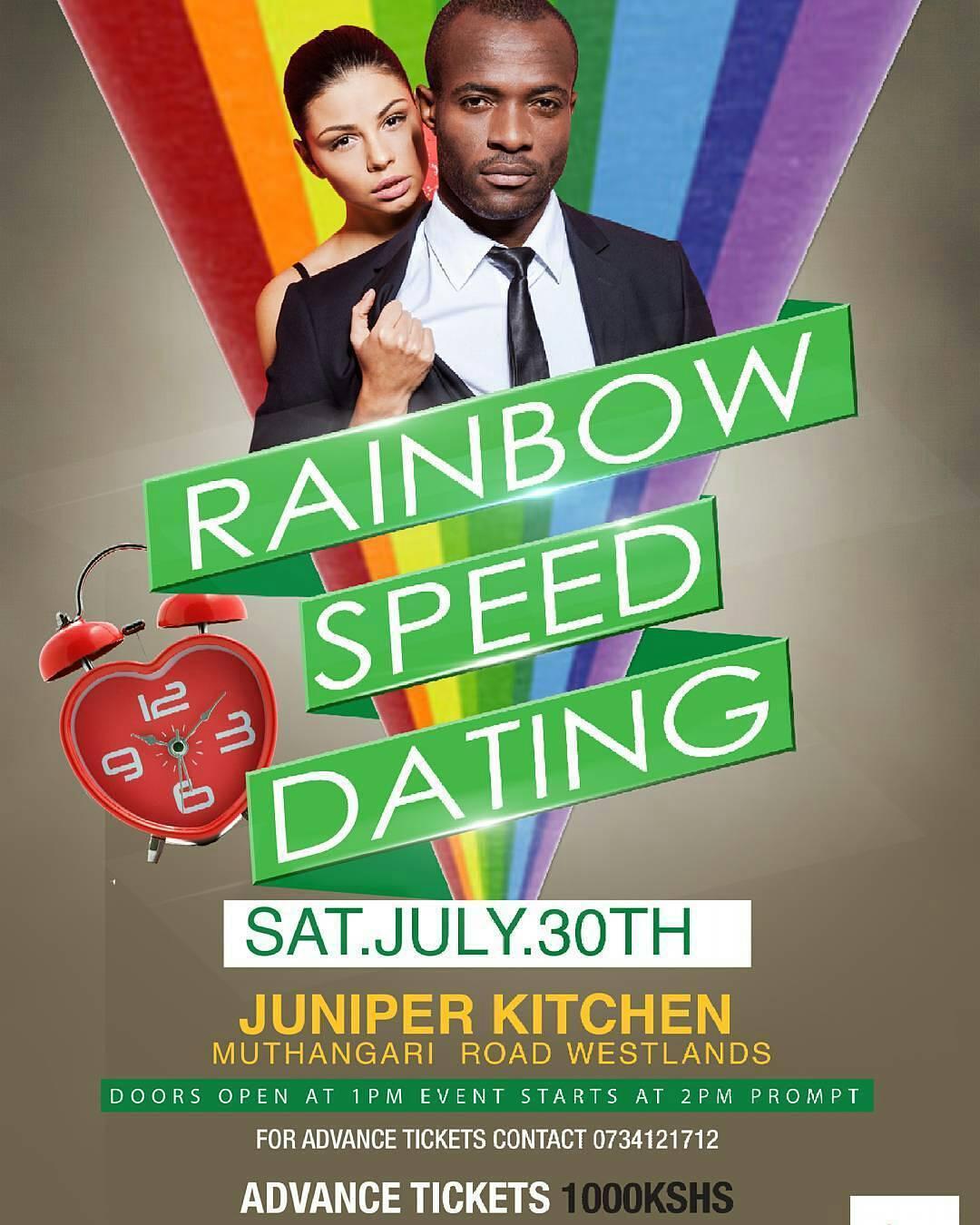 Speed dating nairobi kenya