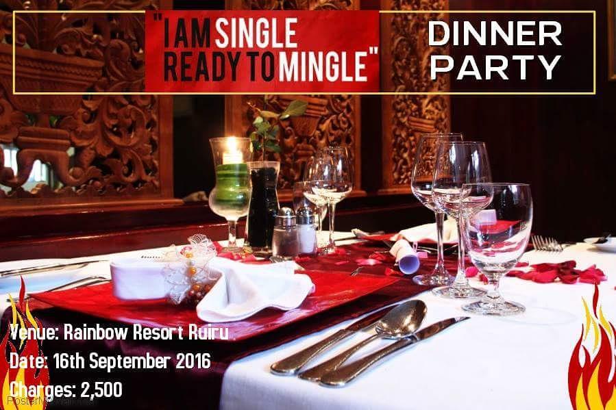 Singles dinner date melbourne